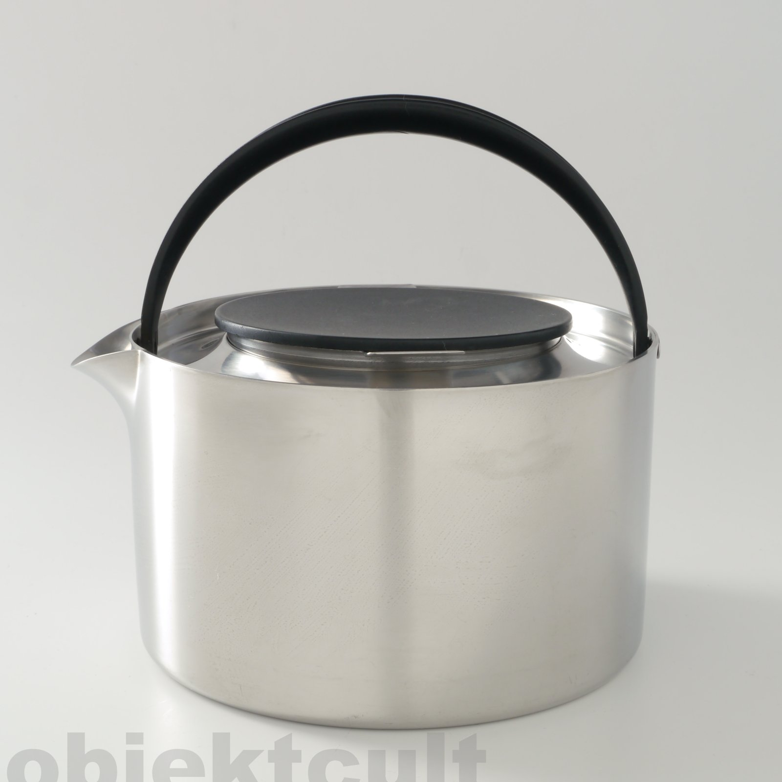 stelton erik magnussen teapot kettle inox 1 6l teekanne. Black Bedroom Furniture Sets. Home Design Ideas